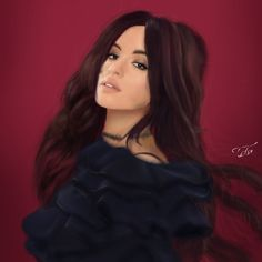 Camila Cabello #draw #digitalpainting #CamilaCabello