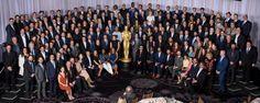 [Oscar 2017] Oscar Luncheon, tutti i nominati dell'89° edizione riuniti nella foto di rito | Universal Movies