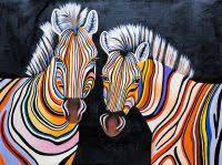 Картинки по запросу современные художники разноцветные домики