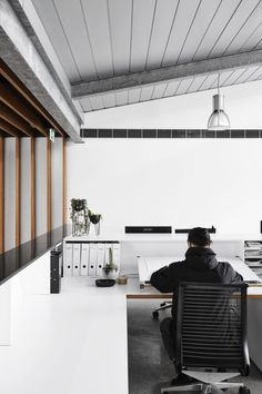 Studio Nine Architects - Studio Nine Architects Architects, Conference Room, Studio, Table, Furniture, Home Decor, Decoration Home, Room Decor, Building Homes