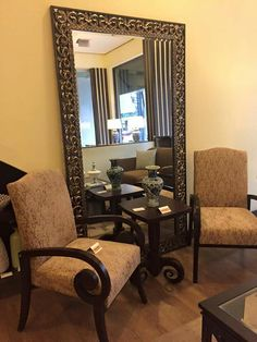 Coffee Chairs, Oversized Mirror, Tv Units, Furniture, Home Decor, Entrance Halls, Flats, Decoration Home, Room Decor