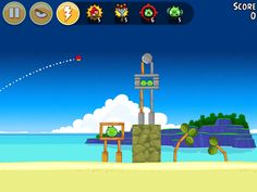 Angry Birds adds 15 new levels, support for Retina iPad http://cnet.co/No98oL