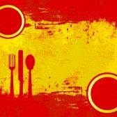 La Comida de España-webquest for review of food vocab in spanish - Make a menu in Spanish project  #comida #webquest #menuespañol