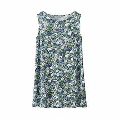 WOMEN LIBERTY LONDON for UNIQLO  Graphic Tank Top
