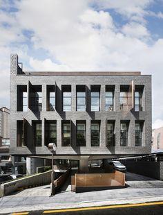 SJ Office Building  / Le Sixieme