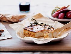 NYT Cooking: Roasted Feta With Thyme Honey