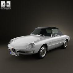 3D Model 1 Car - 3D Model