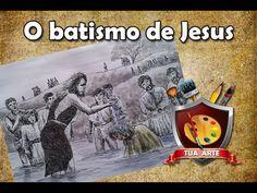 12 - O batismo de Jesus