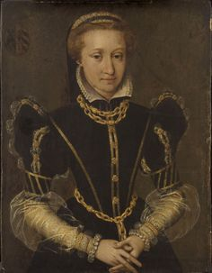 Netherlandish, 1566. Portrait of a lady. Philadelphia Museum of Art - Collections Object : Portrait of a Lady