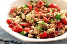 Pizzette de vinete rosii si mozzarella maruntite Healthy Cooking, Healthy Eating, Cooking Recipes, Mozzarella, Rice, Food, Fine Dining, Eating Healthy, Healthy Nutrition