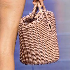 Bolsos mimbre: Dolce & Gabbana