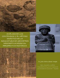 Disponible la publicación Análisis de los contenidos y el método didáctico de la asignatura de Geometría Descriptiva desde su perspectiva histórica para su libre descarga con iBooks.