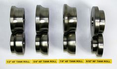 JD Squared BR-23 Roll Sets