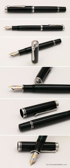 Pelikan Souveran M805 Fountain Pen Black