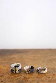 Rings - '17' by Stephanie Schneider