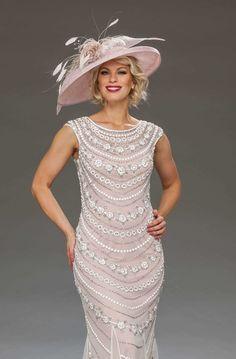 65f636858d Full length embellished dress. 8J776 - Catherines of Partick