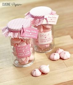 Diy Wedding, Wedding Favors, Party Favors, Felt Crafts, Diy And Crafts, Candy Party, Christian Gifts, Candyland, Easy Gifts