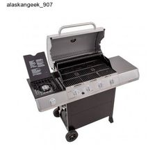 Details About Portable Gas Grill Barbecue Burner Propane BBQ Camping  Outdoor Cooking Tabletop | Outdoor Cooking And Grill Barbecue