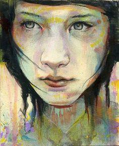 #fine art, #face, #beautiful