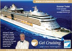 We are a Cruise travel agency for all major cruise lines and river cruises. Our experience and expertise will ensure you the best opportunity to realize your cruise dream vacations at cruisetravelagency. We will find the best deals for you. Norway direct 47-908-35-643