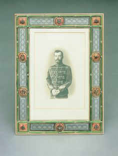 Faberge Imperial Presentation Frame  Imperial by ThePreciousPast