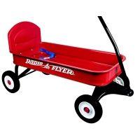 Radio Flyer, Ranger Wagon, Der Klassische Rote Wagen aus den USA, ab 1,5 Jahren   93B