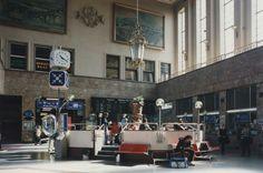 Bahnhofshalle ca. 1990