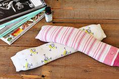 22 Kickass Life Hacks for Girls - Create DIY hot packs using socks and rice.