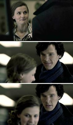 Sherlock and molly dating