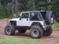 BOAT SIDE JEEP YJ - Google Search