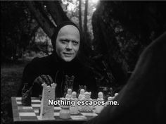 The Seventh Seal, Ingmar Bergman, 1957 Tv Show Quotes, Movie Quotes, Cinema Quotes, The Seventh Seal, Ingmar Bergman, Boogie Woogie, Film Inspiration, Photo Quotes, Cinematography