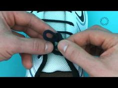 Tying shoelaces video