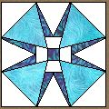Origami Star - Free Quilt Block Patterns
