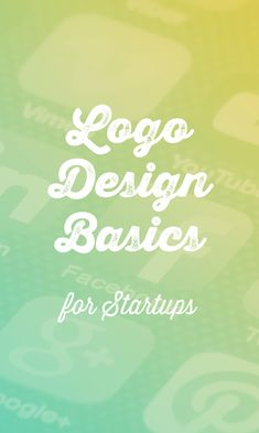 On the Creative Market Blog - Logo Design Basics for Startups: One of the best ways to send a specific message to your customers is through a strategically designed logo that communicates your brand's message in an instant.