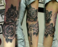 Rose Tattoos for Men | posted by admin at 2 24 am