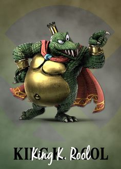 King K Rool detailed, premium quality, magnet mounted prints on metal designed by talented artists. K Rool, Super Smash Bros Melee, Marvel Cartoons, Gaming Posters, Star Fox, Metroid, Equestria Girls, Mario Bros, Fire Emblem