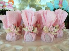 tinker more and more: 12 souvenir ideas in shades of pink for a baby shower . - - tinker more and more: 12 souvenir ideas in shades of pink for a baby shower … – -