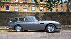 Driven: Aston Martin DB6 Shooting Brake - Classic Driver - MAGAZINE - driving report