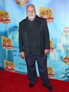 Richard Riehle Photos Photos - Richard Riehle is seen attending premiere of the 'Bullets Over Broadway' at the Pantages Theatre. - Celebrities Attend 'Bullets Over Broadway' Premiere