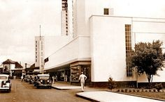 Bandung Heritage. Jalan Braga Bandung tahun 1938