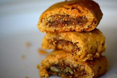 Salmon Burgers, Cravings, French Toast, Cookies, Breakfast, Ethnic Recipes, Sweet, Desserts, Food