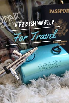 Airbrush Makeup for Travel