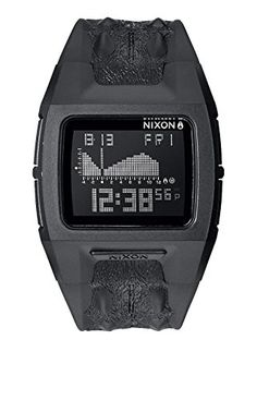 Nixon A2891944 Lodown II Black Not Croc Unisex Watch *** Click on the image for additional details.
