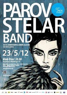 Koncert Parov Stelar w Eterze