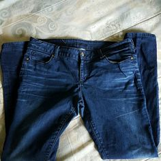 Decree straight leg jeans Jeans in near new condition Decree Jeans Straight Leg