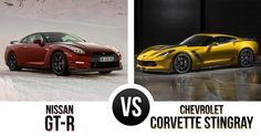 Corvette Stingray vs Nissan GT-R  Find out who wins by visiting our blog.