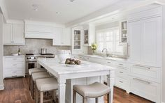 A new trend in kitchens is a dazzling white color scheme, giving a gorgeous bold and clean look. Originally most commonly found in contemporary, traditional and …
