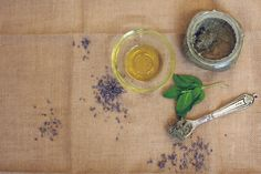 Post image for Homemade Lavender Mint Foot Scrub
