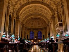 Best Libraries From Around The World - Boston Public Library