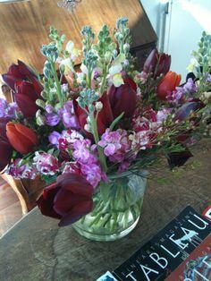 randomitus:    Blooms to soften the blow (to the teeth)
